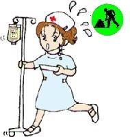 métier infirmière