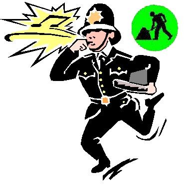métier policier